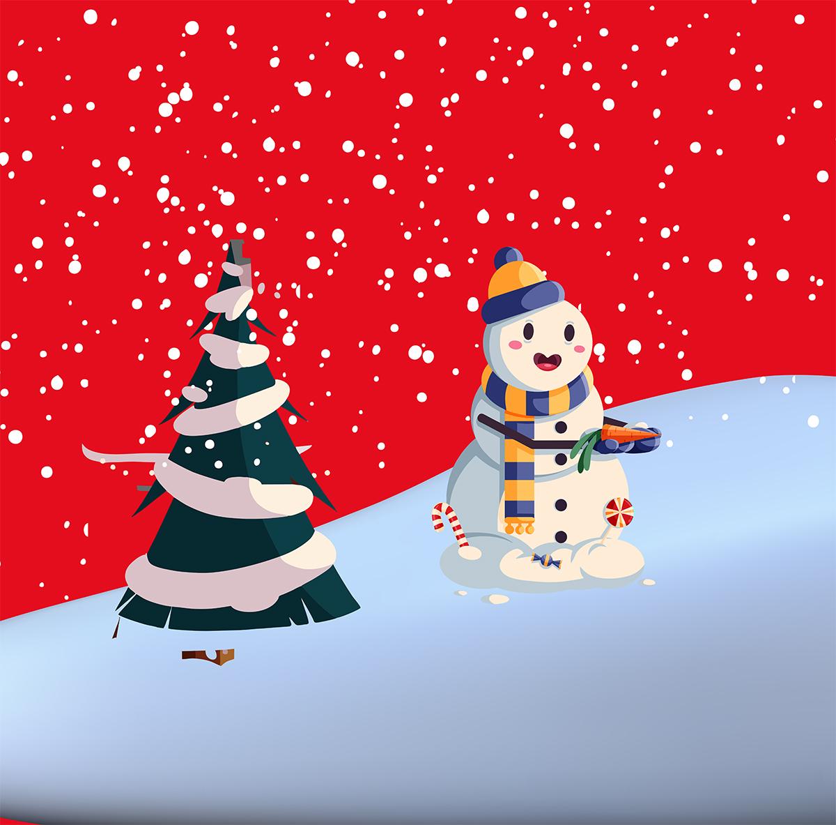 Las nevadas navideñas llegan a MN4